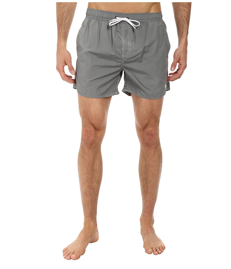 BOSS Hugo Boss - Lobster 10155742 01 Swim Shorts (Grey) Men's Swimwear