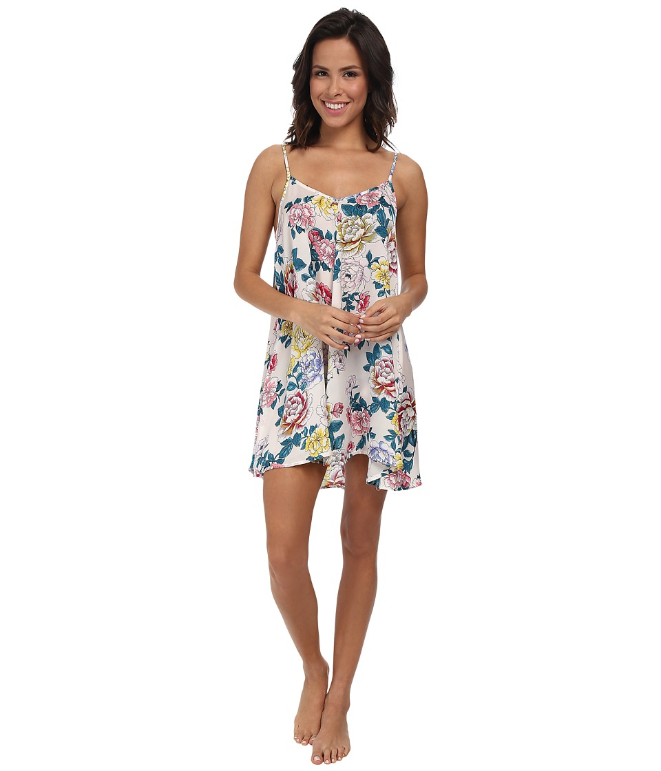 MINKPINK - Bed Time Blooms Swing Dress (Multi) Women