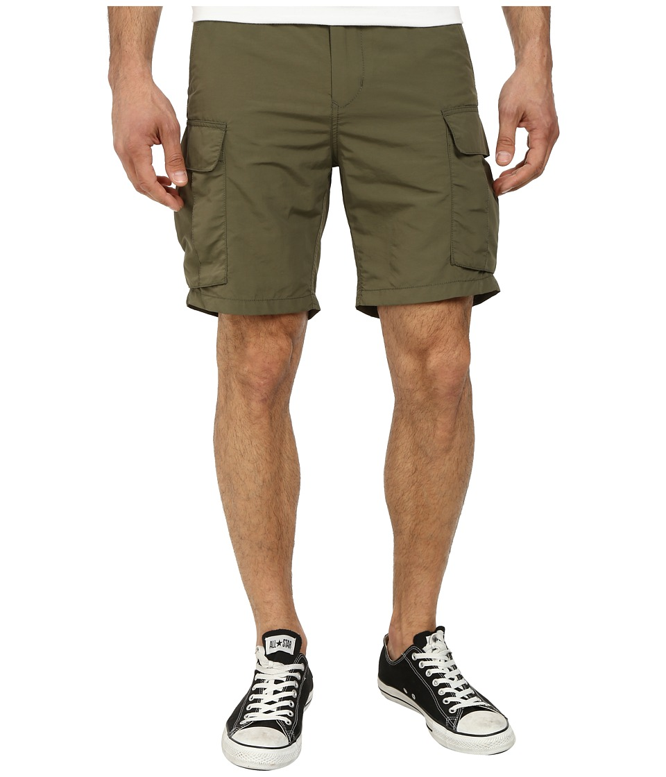 Obey - Recon Street Trunk (Army) Men's Shorts