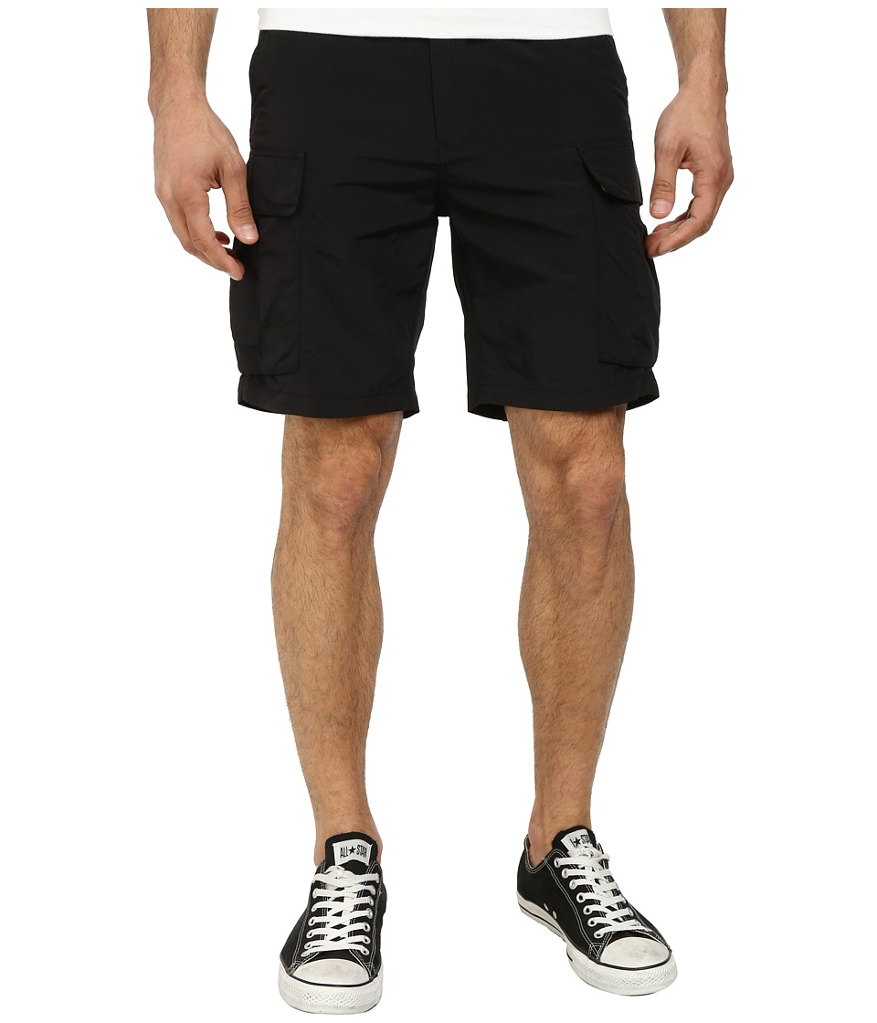 Obey - Recon Street Trunk (Black) Men's Shorts