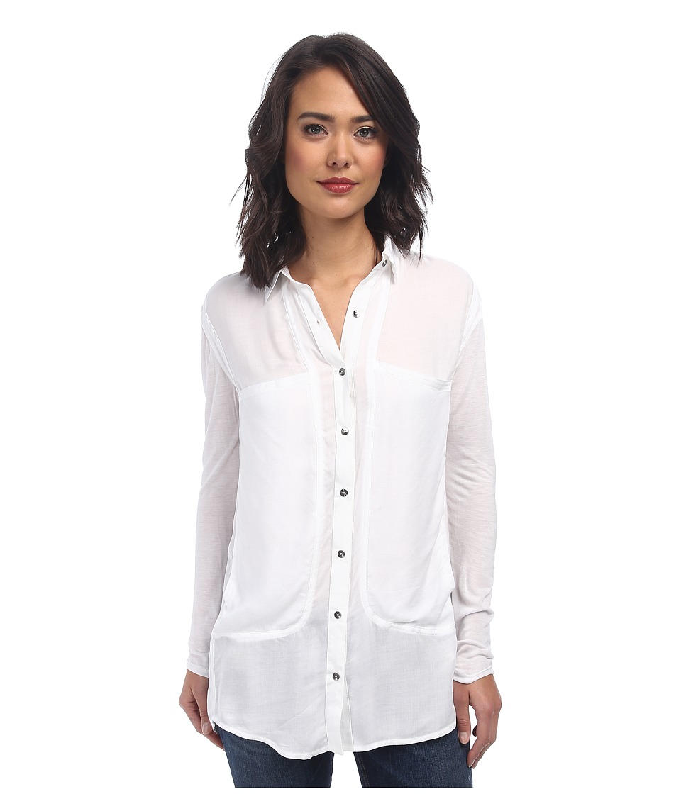 Free People - Breakfast in Bed (White) Women's Blouse