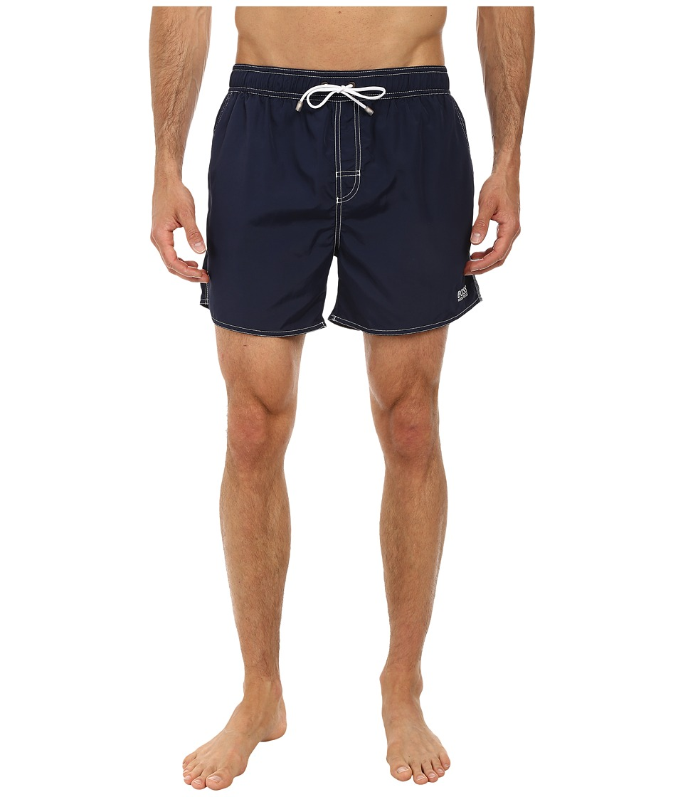 BOSS Hugo Boss - Innovation 5 Lobster Swim Short (Navy 1) Men's Swimwear