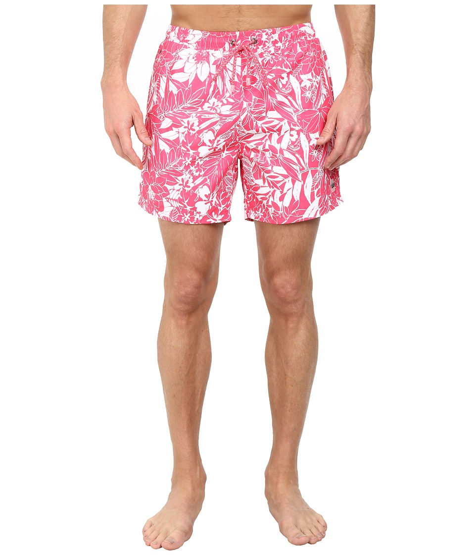 BOSS Hugo Boss - Piranha 10135293 04 Swim Shorts (Open Pink) Men