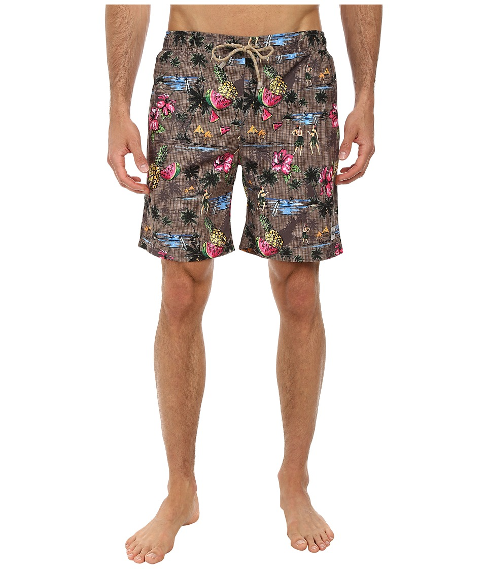 BOSS Hugo Boss - Clownfish 10135293 0 Swim Shorts (Medium Beige) Men