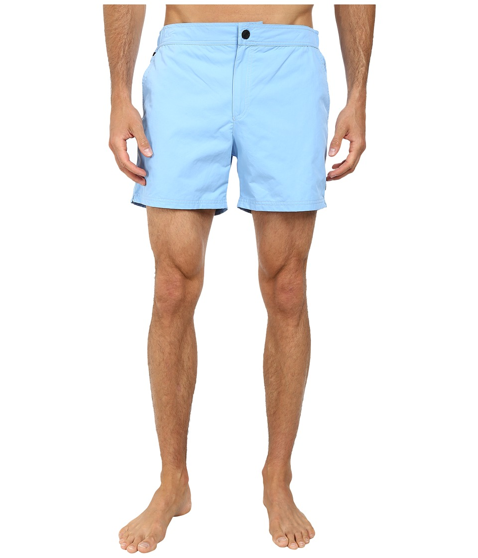 BOSS Hugo Boss - Tigerfish 10171287 0 Swim Shorts (Pastel Blue) Men's Swimwear