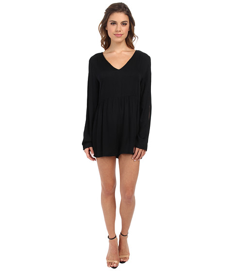 MINKPINK - Love Guru Jumpsuit (Black) Women's Jumpsuit & Rompers One Piece