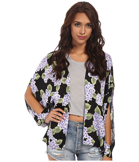 MINKPINK - Hydrangea Kimono (Multi) Women