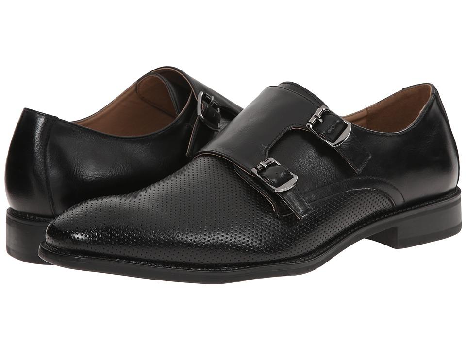 RW by Robert Wayne - Arnold (Black) Men's Shoes