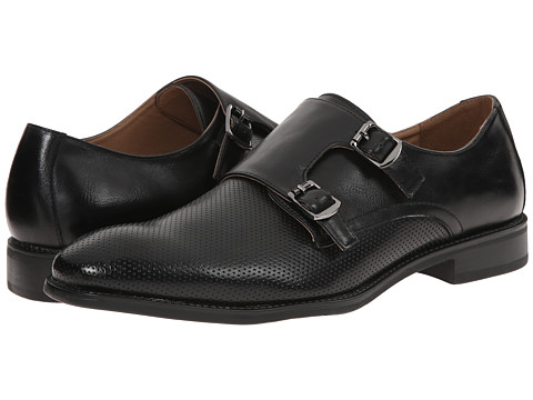 RW by Robert Wayne - Arnold (Black) Men's Shoes