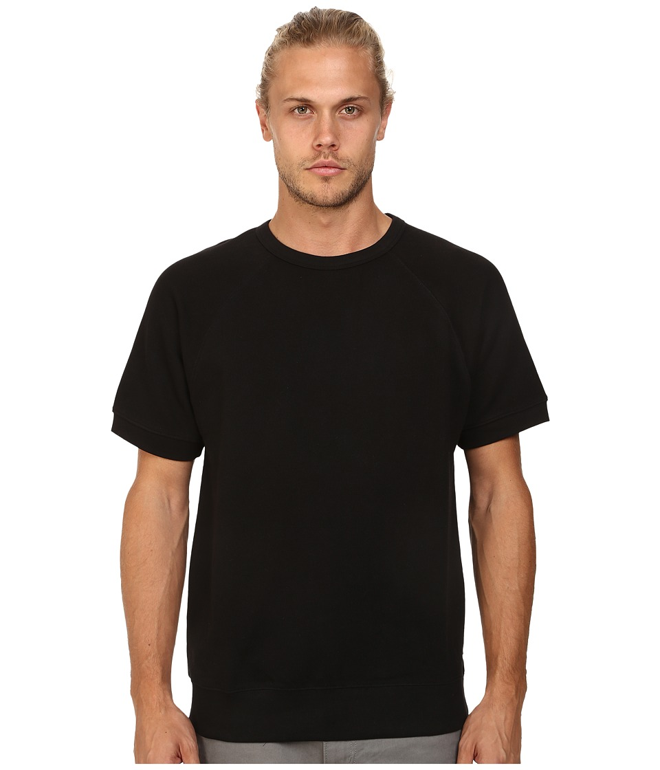 Obey - Cypress Crew (Black) Men's Clothing