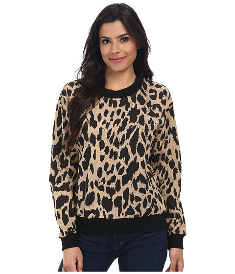 MINKPINK - Animal Instincts Jumper (Multi) Women's Long Sleeve Pullover