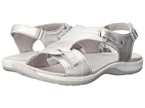 Easy Spirit - Sandcastle (Silver Leather) Women