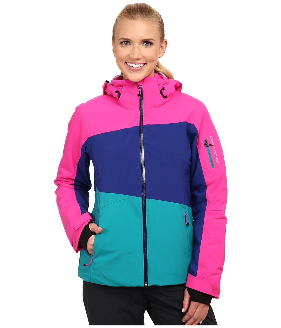 Obermeyer - Luna Jacket (Vivacious Pink) Women's Coat