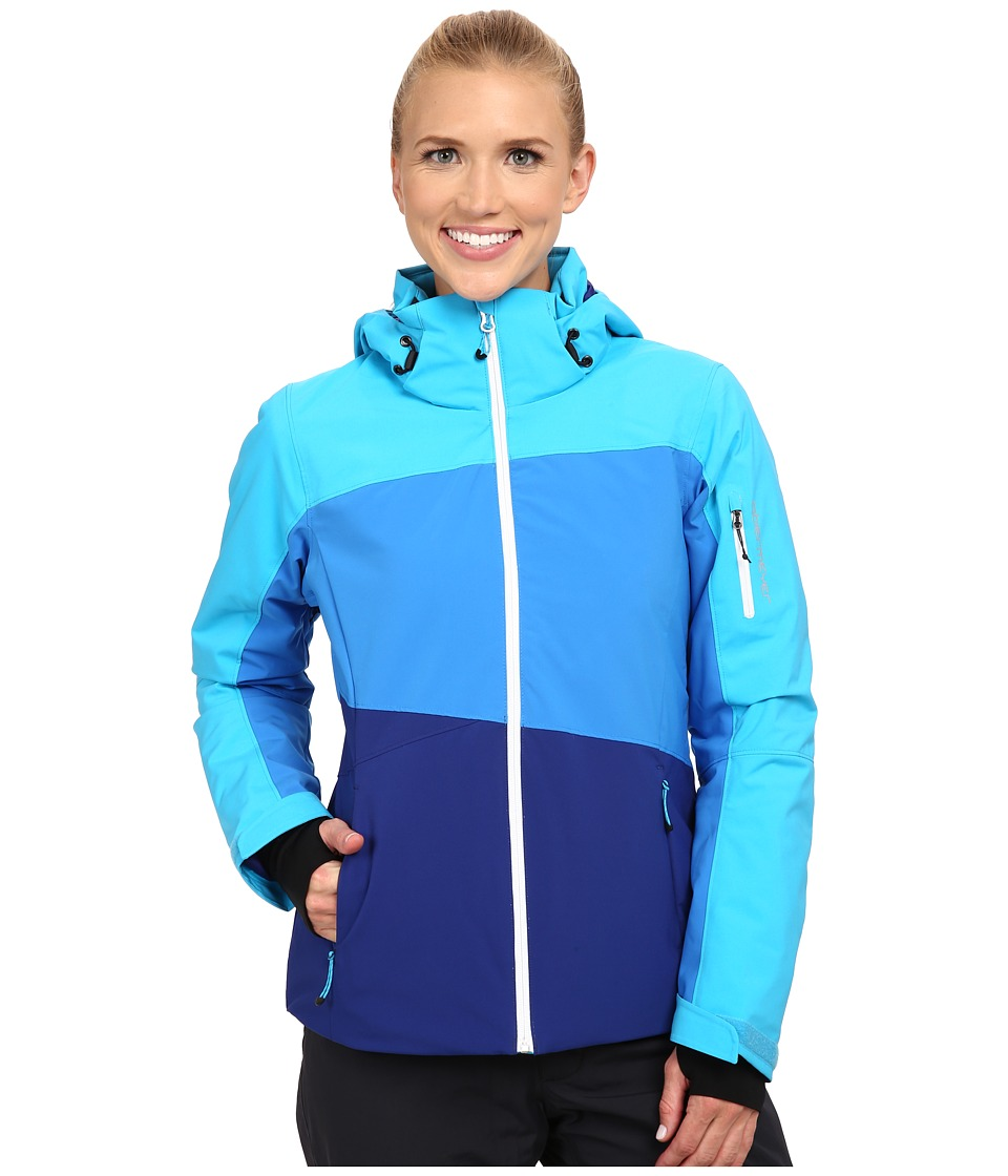 Obermeyer - Luna Jacket (Azure) Women's Coat