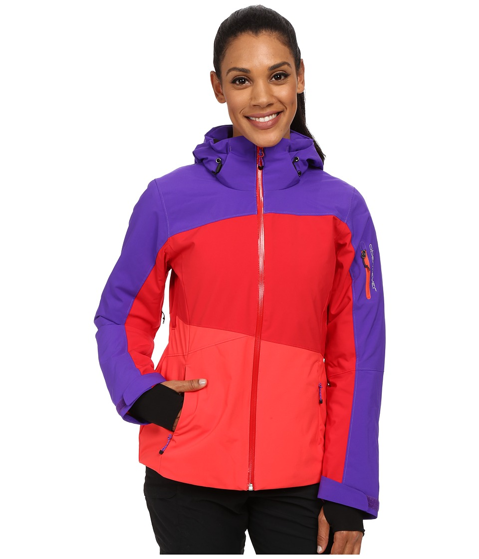 Obermeyer - Luna Jacket (Purple Reign) Women's Coat