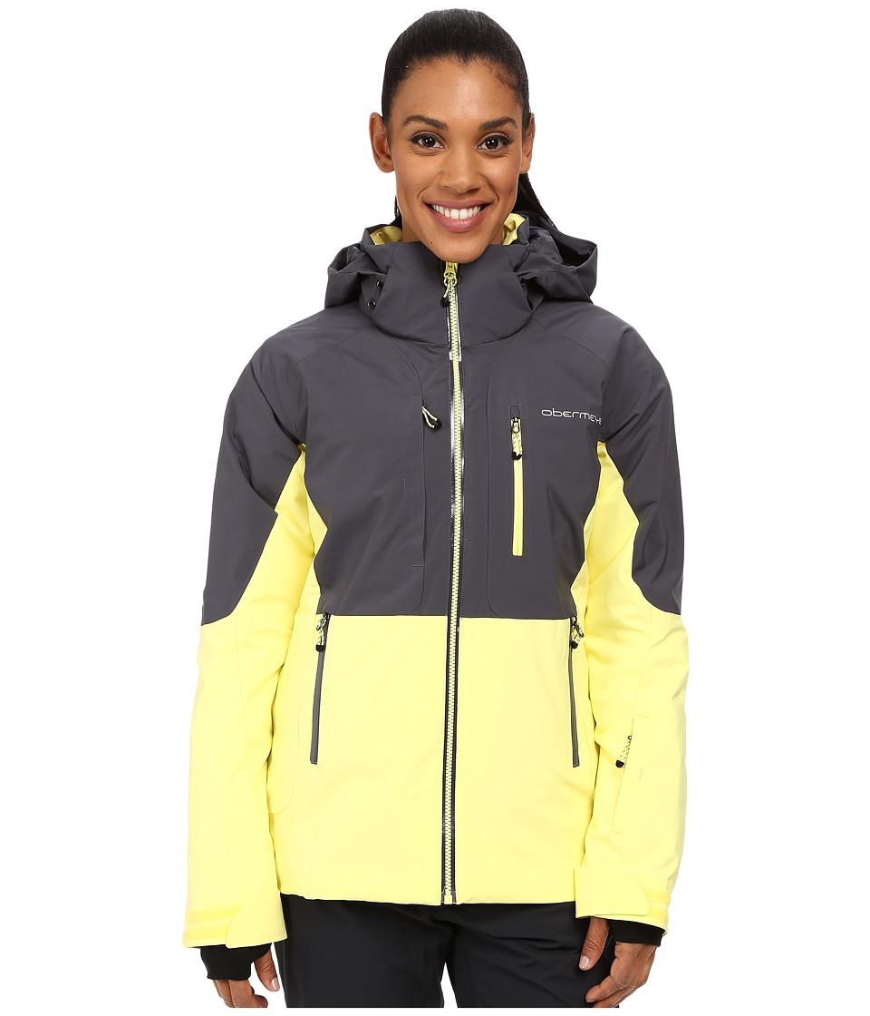 Obermeyer - Vertigo Jacket (Daffodil) Women