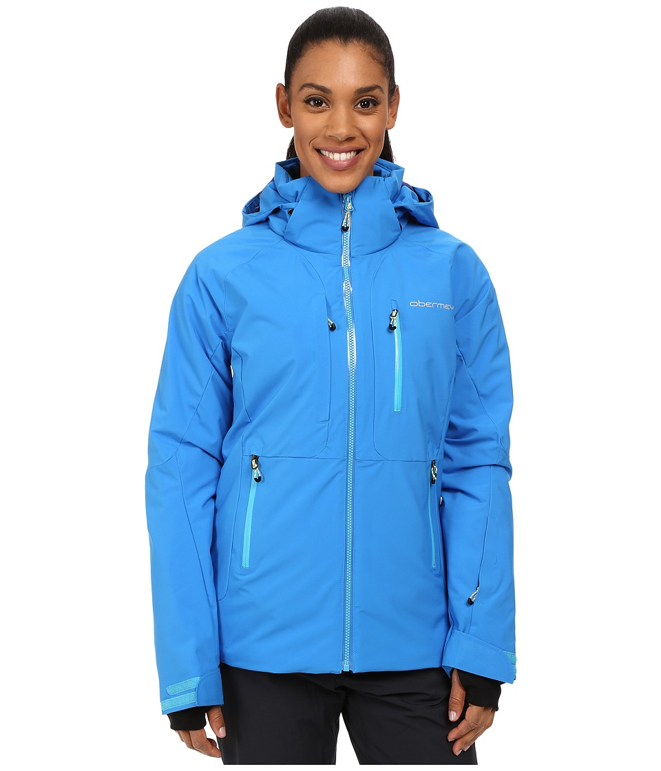 Obermeyer - Vertigo Jacket (Sonic Blue) Women's Coat