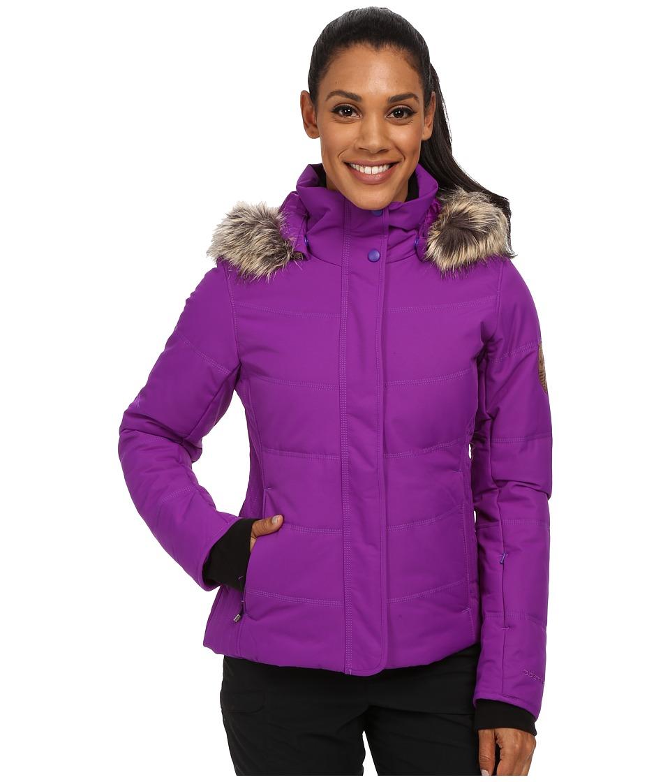 Obermeyer - Tuscany Jacket (Iris Purple) Women's Coat