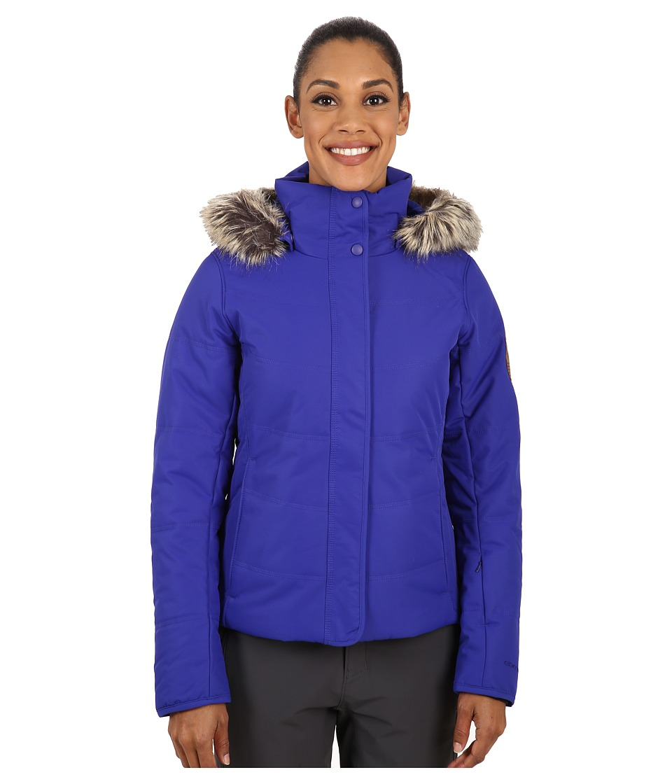 Obermeyer - Tuscany Jacket (Regal Blue) Women's Coat