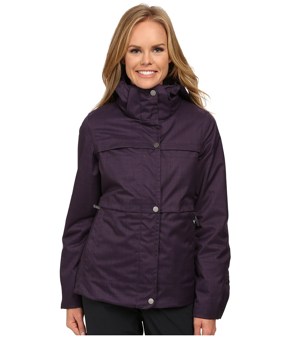 Obermeyer - Cloudburst Jacket (Nightshade) Women's Coat