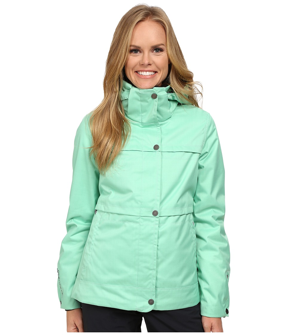Obermeyer - Cloudburst Jacket (Bender Green) Women's Coat