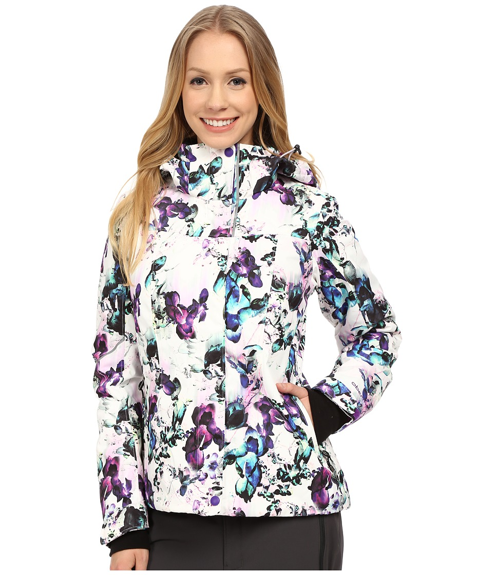 Obermeyer - Victoria Jacket (Trance Print) Women's Coat
