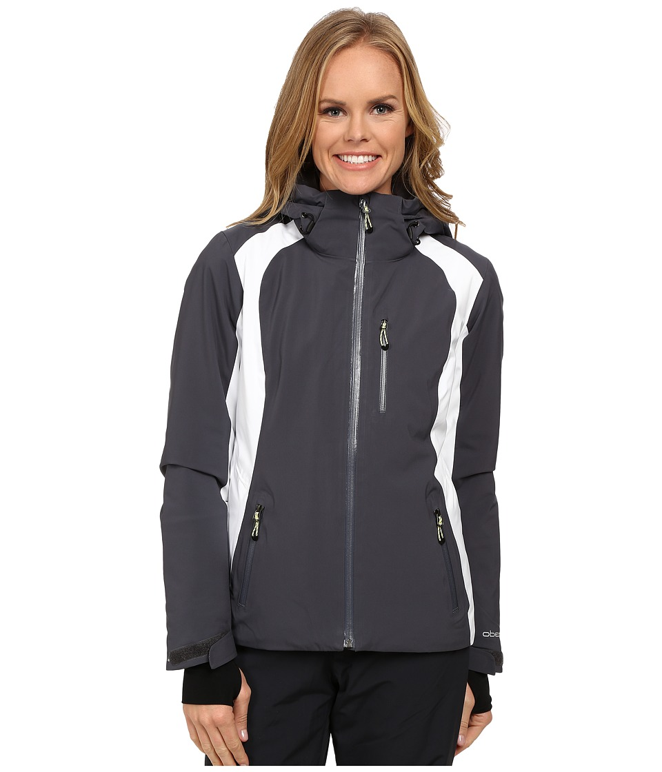 Obermeyer - Cruz Jacket (Ebony) Women