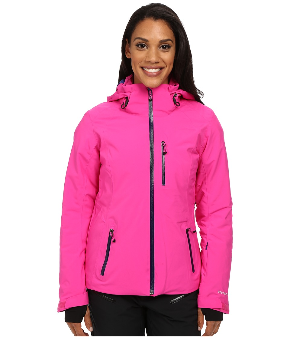 Obermeyer - Cruz Jacket (Vivacious Pink) Women