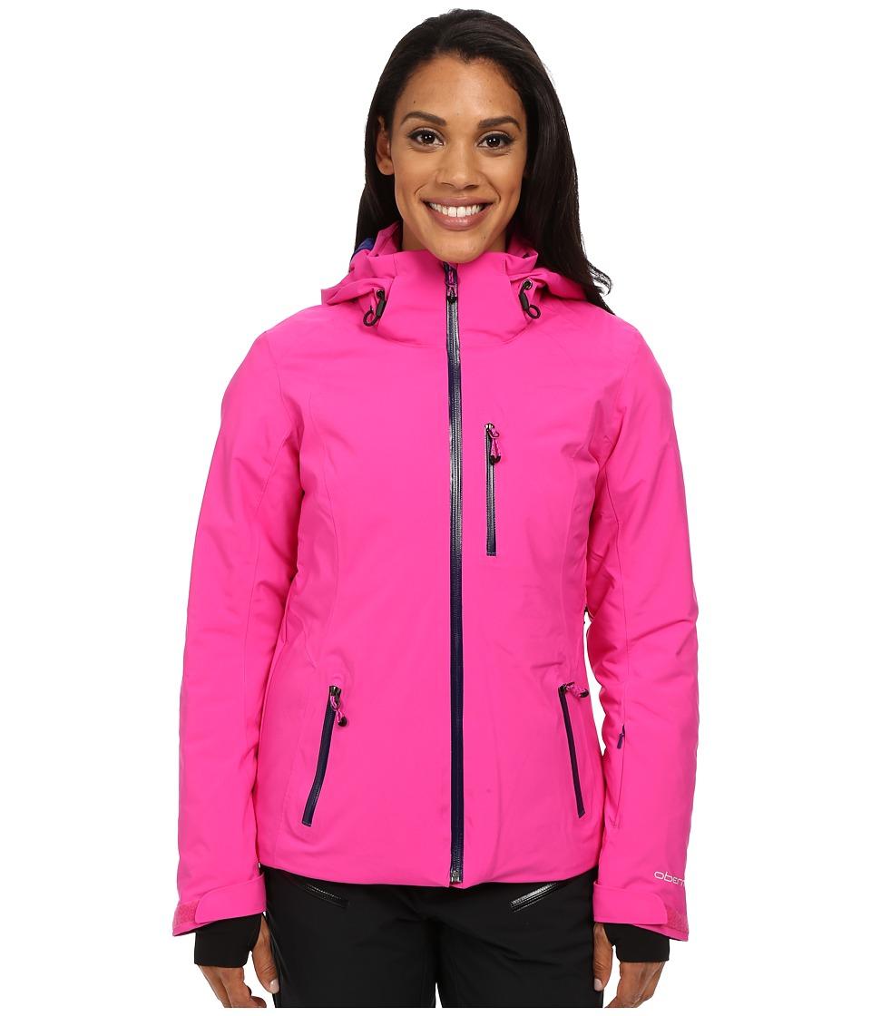 Obermeyer - Cruz Jacket (Vivacious Pink) Women