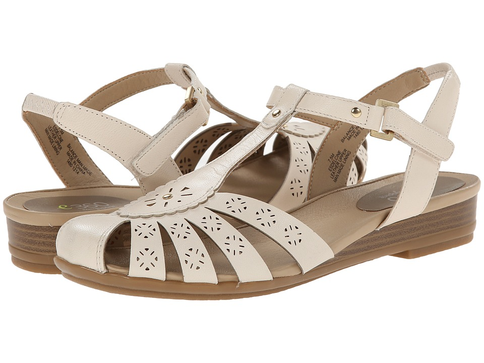 Easy Spirit - Delcine (Off White Leather) Women
