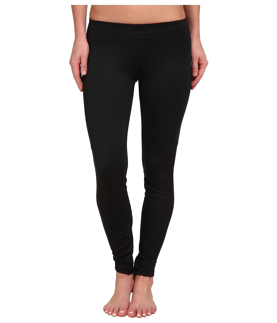 Reebok - Running Essential Tights (Black) Women's Casual Pants
