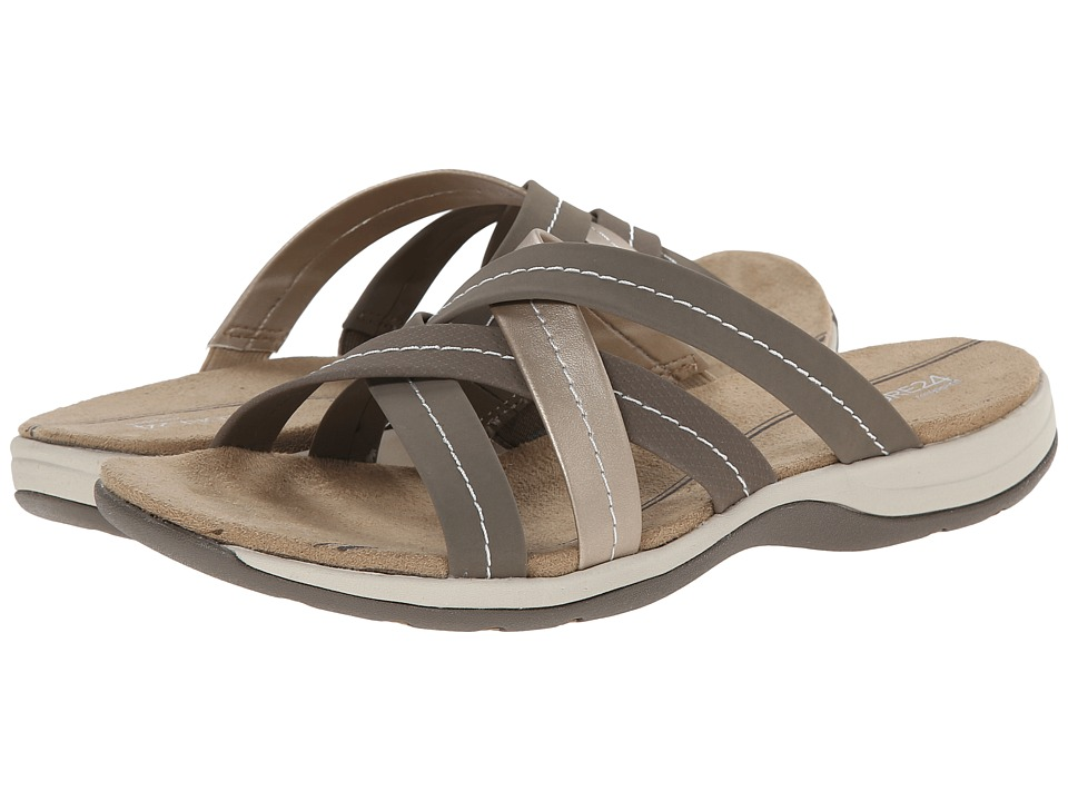 Easy Spirit - Stardance (Dark Taupe Multi Synthetic) Women's Shoes