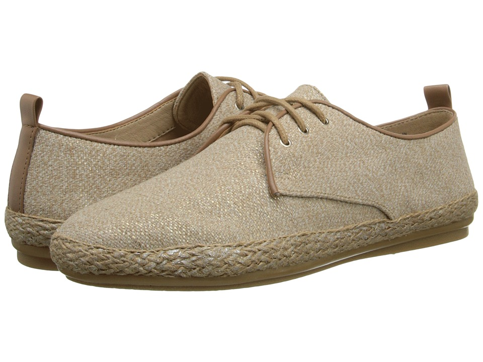 Easy Spirit - Gabino (Natural/Medium Natural Fabric) Women's Shoes