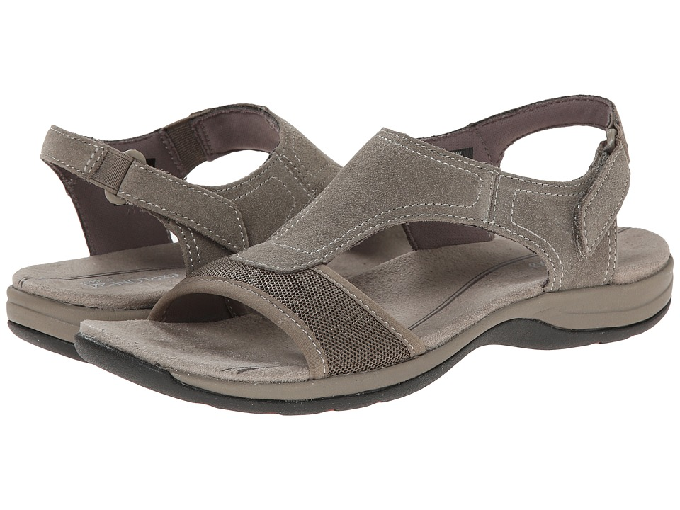 Easy Spirit - Seacoast (Dark Taupe Suede) Women's Shoes