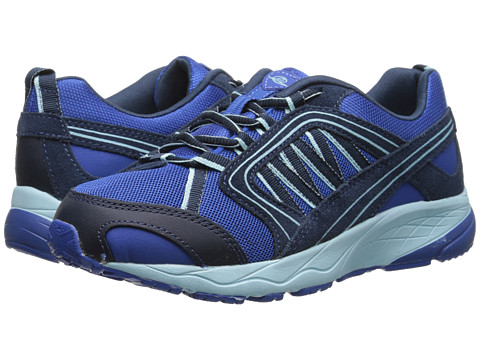 Easy Spirit - Trailhike (Navy Multi Suede) Women