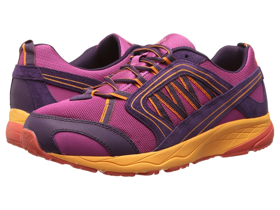 Easy Spirit - Trailhike (Dark Purple Multi Suede) Women's Shoes