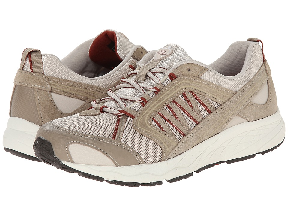 Easy Spirit - Trailhike (Medium Taupe Multi Suede) Women's Shoes
