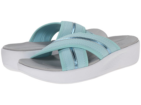 Easy Spirit - Beach (Light Blue/Light Blue Fabric) Women