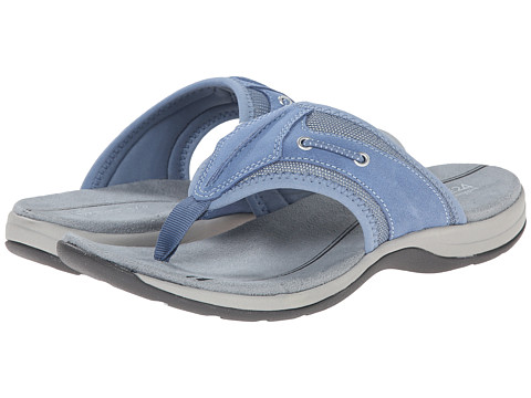 Easy Spirit - Sunbeam (Medium Blue/Medium Blue Suede) Women
