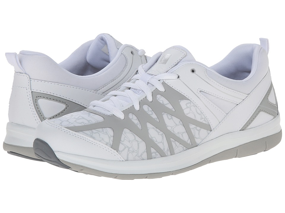 Easy Spirit - Sandstorm (White Multi Leather) Women