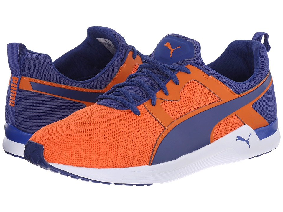 PUMA - Pulse XT Sport (Vermillion Orange/Sodalite Blue) Men's Shoes