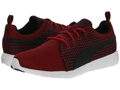 PUMA - Carson Runner Knit (Scooter/Black) Men