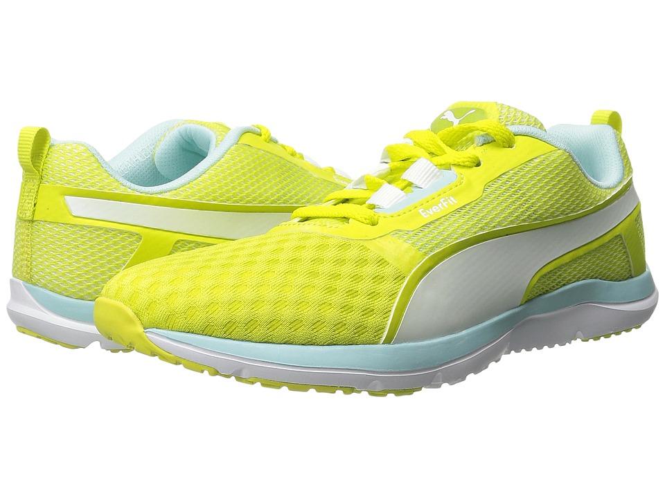 PUMA - Pulse FLEX XT (Sulphur Spring) Women's Shoes