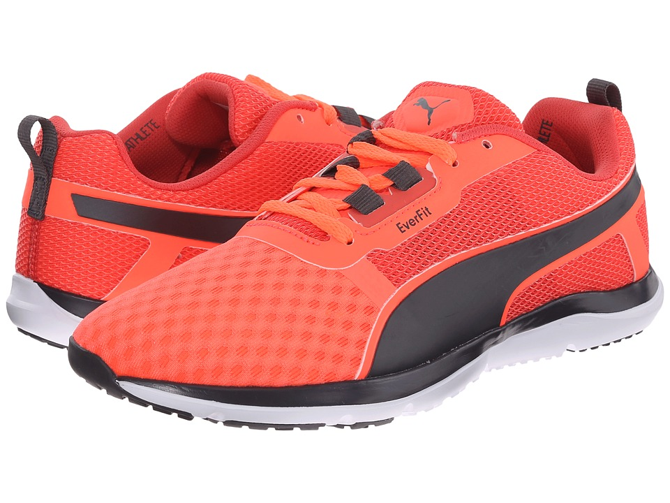 PUMA - Pulse FLEX XT (Fiery Coral) Women's Shoes