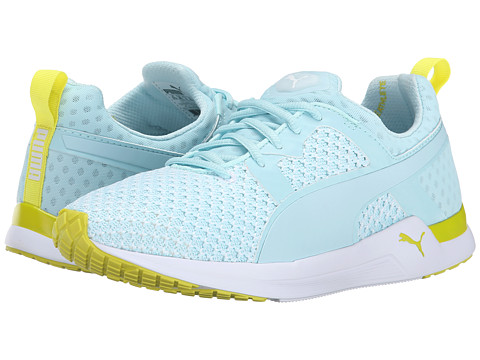 PUMA - Pulse XT Knit (Clearwater/Sulphur) Women's Shoes