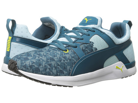 PUMA - Pulse XT Graphic (Blue Coral/Clearwater) Women