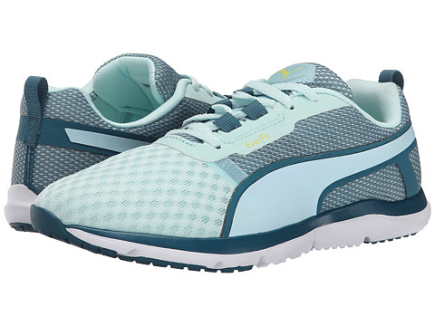 PUMA - Pulse FLEX XT (Clearwater/Blue Coral) Women's Shoes