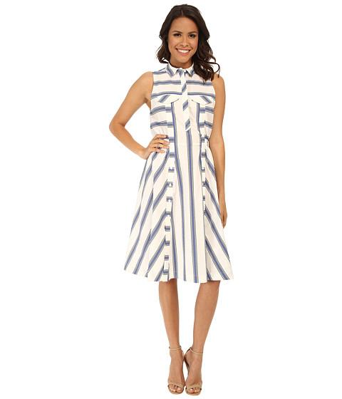Rebecca Minkoff - Nadine Dress (Santorini Blue) Women's Dress