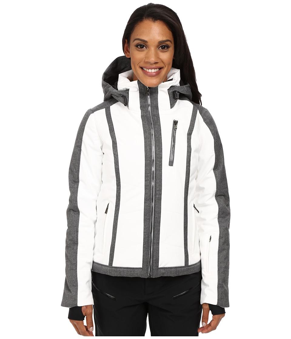 Obermeyer - Cortina Jacket (White) Women