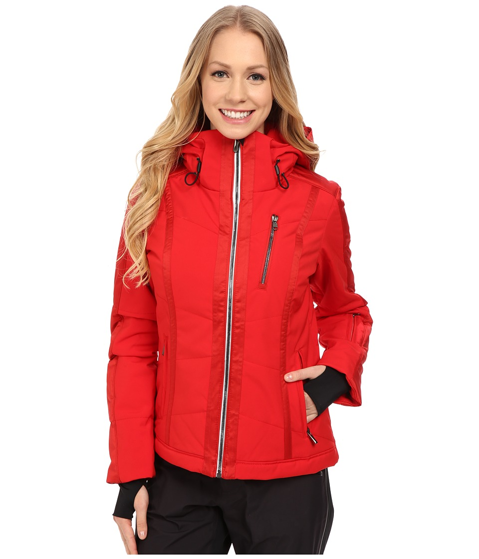 Obermeyer - Cortina Jacket (True Red) Women's Coat